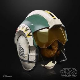 Star Wars Episode IV Helmet Black Series Electronic Wedge Antilles Battle Simulation Hasbro