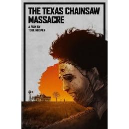 Texas Chainsaw Massacre Art Print Limited Edition Fanattik, The