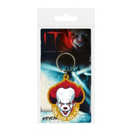It Chapter Two Rubber Keychain Come Back and Play