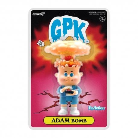 Garbage Pail Kid Action Figure ReAction Adam Bomb NYCC Super7