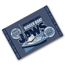 Jaws Orca Towel Factory