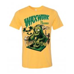 T-Shirt Waxwork Records BeastWreck, Textiles