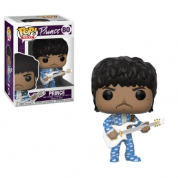 Prince Action Figure POP N°80! Rocks Vinyl Around the World in a Day Funko