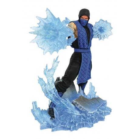 Mortal Kombat Gallery Statue PVC Sub-Zero Diamond Select Toys