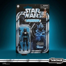Star Wars Vintage Collection Gaming Greats Figure 2021 Shadow Stormtrooper The Force Unleashed Hasbro