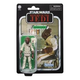 Star Wars, Vin Admiral Ackbar Figurine Star Wars Vintage Hasbro