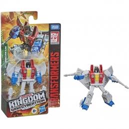 Transformers Figurine WFC Starscream Kingdom Hasbro
