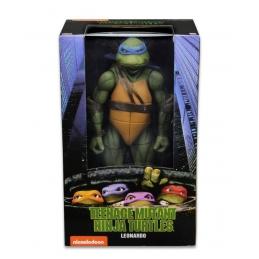 Teenage Mutant Ninja Turtles Leonardo 1/4 Neca Damaged Box