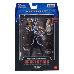 Masters of the Universe: Revelation Masterverse 2021 Action Figure Evil-Lyn Mattel