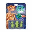 E.T. l´Extra-Terrestre Pack 3 Mini Figures Collector's Set Glowing Edition