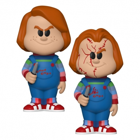 Child´s Play Vinyl SODA Figures Chucky Funko, Chucky