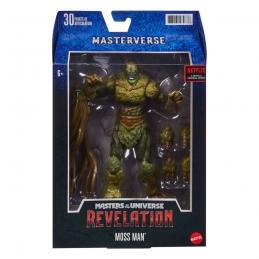 Masters of the Universe: Revelation Masterverse 2021 Action Figure Moss Man Mattel