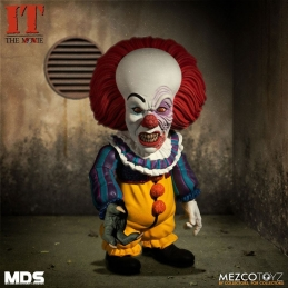 Ça, « Il » Est Revenu 1990 Figurine MDS Deluxe Pennywise Mezco