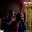 Chucky Action Figure MDS Designer Series Menacing Mezco, Chucky