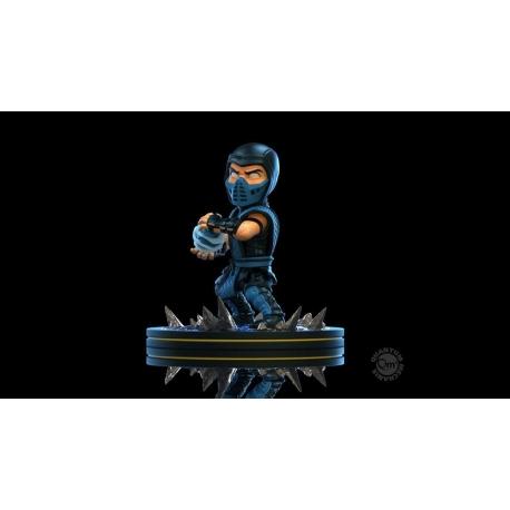 Mortal Kombat Diorama Q-Fig Sub-Zero Quantum, Video Games
