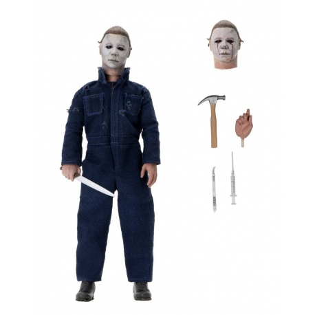 Halloween 2 Retro Action Figure Michael Myers Neca, Halloween/