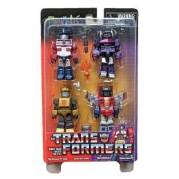 Transformers G1 Minimates Series 1 Box Set Diamond Select