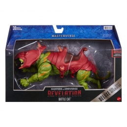 Masters of the Universe: Revelation Masterverse 2021 Action Figure Deluxe Battle Cat