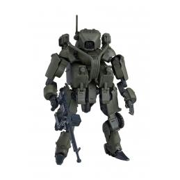 OBSOLETE Figure Plastic Model Kit Moderoid 1/35 Outcast Brigade EXOFRAME