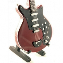 Mini Guitar Queen Brian May Special Red, Music