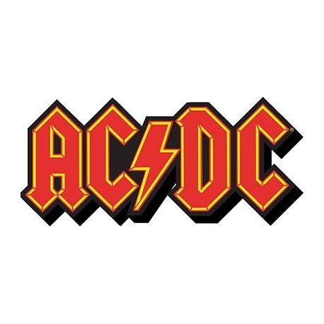 AC/DC Logo Magnet, AC/DC