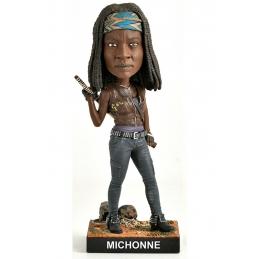 THE WALKING DEAD MICHONNE BOBBLEHEAD, The Walking Dead