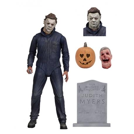 HALLOWEEN 2018 ULTIMATE MICHAEL MYERS NECA, Halloween/ Michael