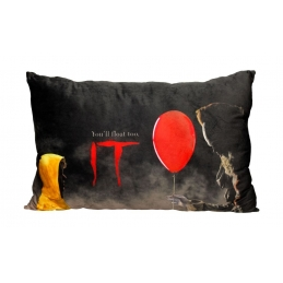 Ça, COUSSIN IT PENNYWISE 2017 YOU'LL FLOAT