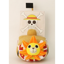 One Piece, PELUCHE ONE PIECE THOUSAND SUNNY