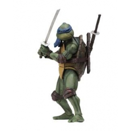 Ninja Turtles 1990 MOVIE LEONARDO NECA