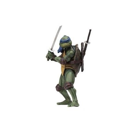 Ninja Turtles 1990 MOVIE LEONARDO NECA, NINJA TURTLES