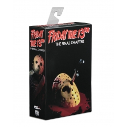 Friday The 13th Jason Part 4 Ultimate NECA