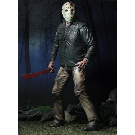 FRIDAY THE 13TH JASON 1/4 PART.4 NECA, Friday The 13th/ Jason