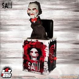 BURST-A-BOX SAW BILLY MEZCO