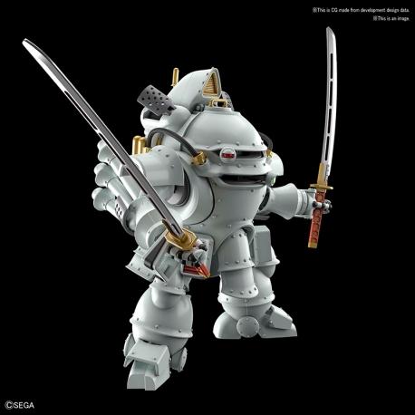 HG KOBU-KAI ICHIRO OGAMI TYPE 1/20 MODEL KIT BANDAI, Model Kits