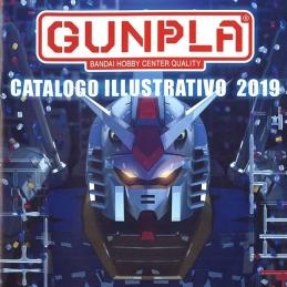 CATALOG GUNPLA ENGLISH VERSION 2019