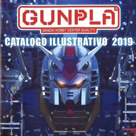 CATALOG GUNPLA ENGLISH VERSION 2019, Model Kits