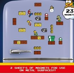 SUPER MARIO MAGNET SET, Video Games