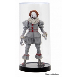 NECA Originals Cylindrical Display Case for 6-inch Action