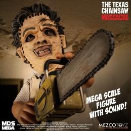 Mezco MDS Mega Scale Leatherface, The Texas Chainsaw Massacre/