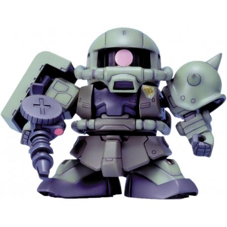 BB ZAKU 2 MS-06F 218 Gundam, Gunpla / Kits