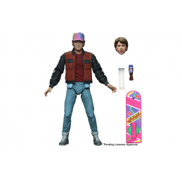 ULTIMATE MARTY MCFLY Back to the Future Part 2 Neca, Back To