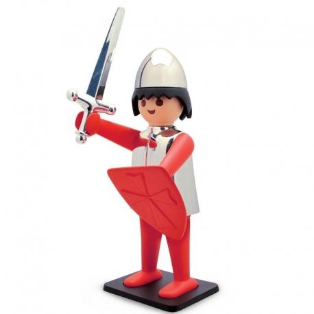 PLAYMOBIL RESIN KNIGHT 21cm COLLECTION VINTAGE, RETRO / VINTAGE