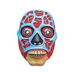 THEY LIVE ALIEN INJECTION FACE MASK Trick or Treat Studios
