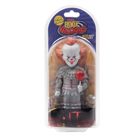 Body Knockers, IT (2017) Pennywise NECA, It
