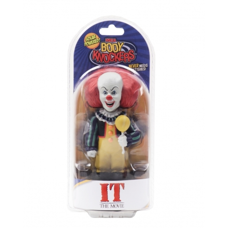 Body Knockers, IT (1990) Pennywise NECA, It