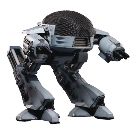 ROBOCOP ED209 PX 1/18 FIG W/SOUND DIAMOND SELECT, Robocop