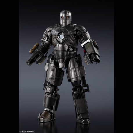 S.H. Figuarts Birth Of Iron Man Mk 1, DC / Marvel / Avengers
