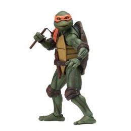 Ninja Turtles 1990 MOVIE MICHELANGELO NECA