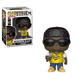 Notorious B.I.G. Action Figure POP!, Music